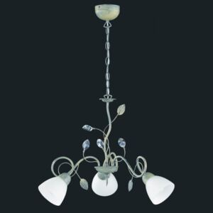 Trio TRADITIO 110700361 candelabre, lustre gri antic metal excl. 3 x E14, max. 40W IP20