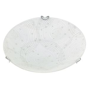 Rábalux 3234 Lămpi UFO Andra crom metal LED 12W 960lm 4000K IP20 A+