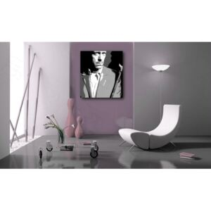 Tablou pictat manual POP Art Dr. HOUSE 1-piese 90x100cm