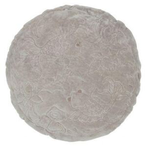 Perna decorativa Graceful 45x45 - Gri