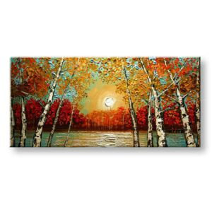 Tablouri canvas 1 piesă NATURA BI0086E1 (tablouri pictate)