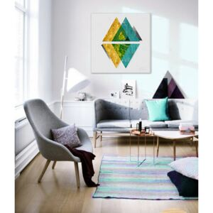 Tablouri canvas Context and Echo - Dan Johannson DJ014E1