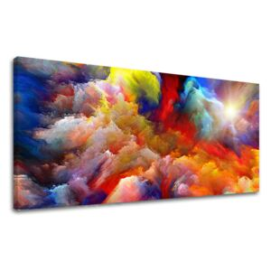 Tablouri canvas ABSTRACT Panorama AB031E13 (tablouri moderne)