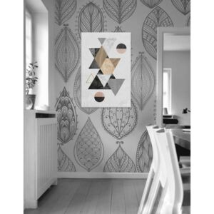 Tablouri canvas Broken Deformation - Dan Johannson XOBDJ043E1 ()