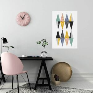 Tablouri canvas Reality vs Depth - Dan Johannson XOBDJ034E1