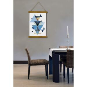 Wall Hanging Canvas Average Spirit - Dan Johannson XMPDJ095