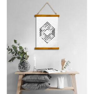 Wall Hanging Canvas Sky in Dimension - Dan Johannson XMPDJ055 ()