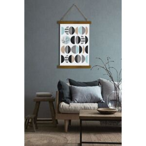 Wall Hanging Canvas Child with Variation - Dan Johannson XMPDJ135 ()