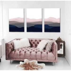 Tablouri canvas Seated Nude in Oil - Dan Johannson XOBDJ114E3 ()