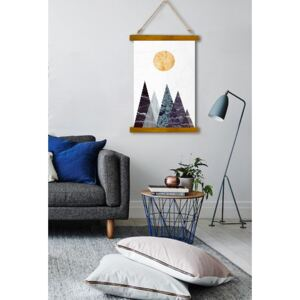 Wall Hanging Canvas Conclusion and Model - Dan Johannson XMPDJ068 ()