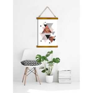 Wall Hanging Canvas Incidental Lover - Dan Johannson XMPDJ120 ()
