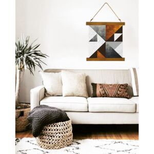Wall Hanging Canvas Dialogue with Modern Creation - Dan Johannson XMPDJ002 ()