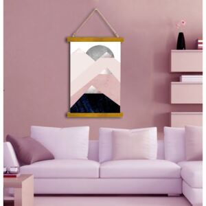 Wall Hanging Canvas The Preconceived Air - Dan Johannson XMPDJ090 ()