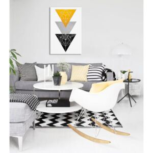 Tablouri canvas Resignation with Poetry - Dan Johannson XOBDJ112E1 ()