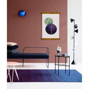 Wall Hanging Canvas Shape with Air - Dan Johannson XMPDJ074