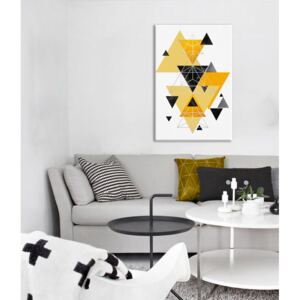 Tablouri canvas Beaten Resignation - Dan Johannson XOBDJ113E1 ()