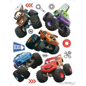 Stickere perete Cars Monster-Trucks