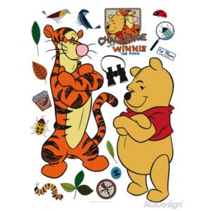 Stickere Winnie the Pooh 4 pentru perete camera copii