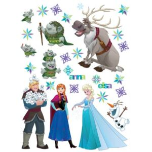 Stickere perete Frozen