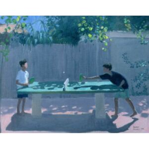 Table Tennis, France, 1996 Reproducere, Andrew Macara