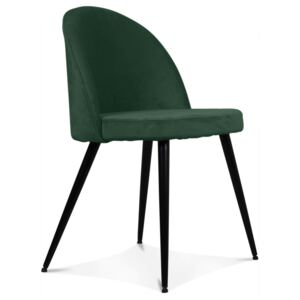 Scaun dining catifea verde menta Ingrid Green Mint | PRIMERA COLLECTION
