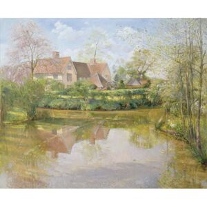 Where the Waters Cross Reproducere, Timothy Easton