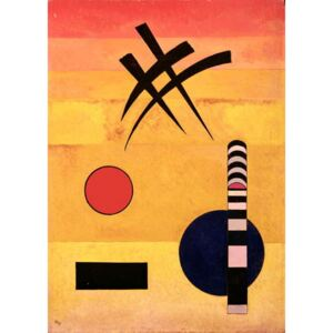 Sign, 1926 Reproducere, Wassily Kandinsky