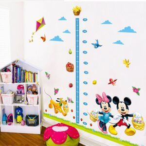 Sticker perete Grow up Mickey & Minnie 120 x 108 c