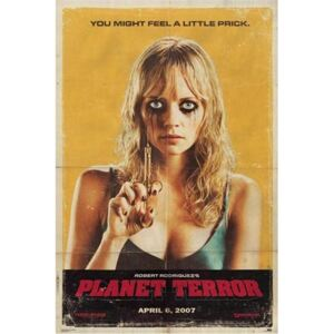PLANET TERROR - one sheet Poster, (68 x 98 cm)