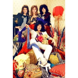 Queen - Band Poster, (61 x 91,5 cm)