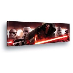 GLIX Tablou - Star Wars The Force Wakes 45x145 cm