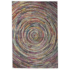 Covor rotund Color Relaxx, 100 cm