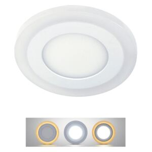 Solight WD154 - LED lampa incastrata LED/18W+1xLED/6W 245 mm