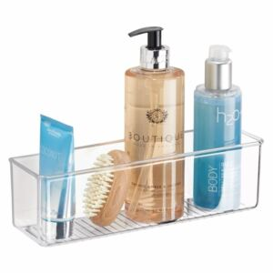 Organizator transparent iDesign Affixx