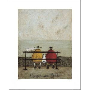 Sam Toft - Bums On Seat Reproducere, (40 x 50 cm)