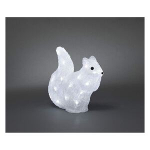 LED Decorațiune Crăciun exterior SQUIRREL 32xLED/230V/24V IP44