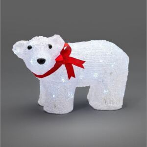 LED Decorațiune Crăciun exterior TEDDY BEAR 40xLED/230V/24V IP44
