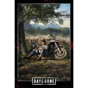 Days Gone - Key Art Poster, (61 x 91,5 cm)