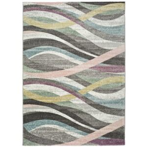 Covor Universal Lucy Multi Waves, 160 x 230 cm