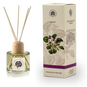 Difuzor de aromă cu parfum de violete Bahoma London Fragranced, 100 ml