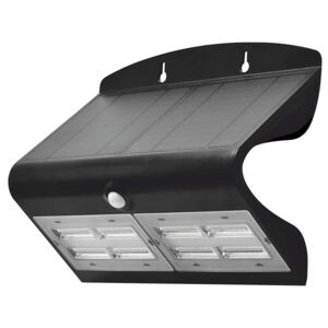 Aplica solara Butterfly LY-5013, 1x LED, lumina rece, 6,8W, 220 mm
