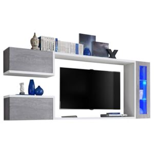 Set mobilier living Galaxy