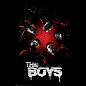The Boys - One Sheet Poster, (61 x 91,5 cm)