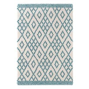 Covor Mint Rugs Ornament, 160 x 230 cm, albastru