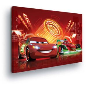 GLIX Tablou - Disney Flash Mcqueen II 60x40 cm