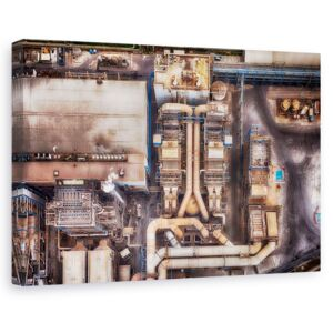 Tablou Canvas - Industrial