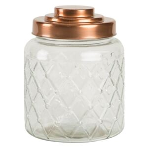 Recipient din sticlă T&G Woodware Lattice, 2600 ml