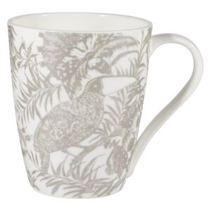 Cană din porțelan Bone China Churhill China Toco, 390 ml