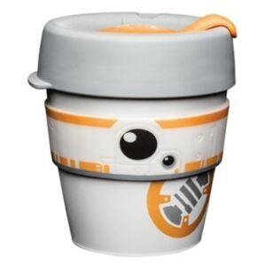 Cană de voiaj cu capac KeepCup Star Wars BB8, 227 ml