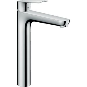 Baterie lavoar inalta Hansgrohe Logis E 230, Crom